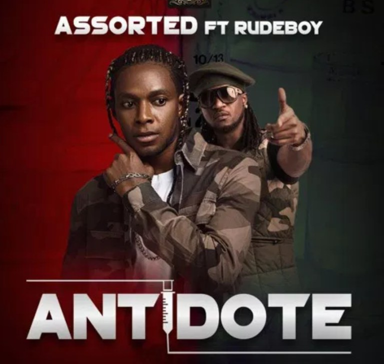 Antidote (Ft Rudeboy)