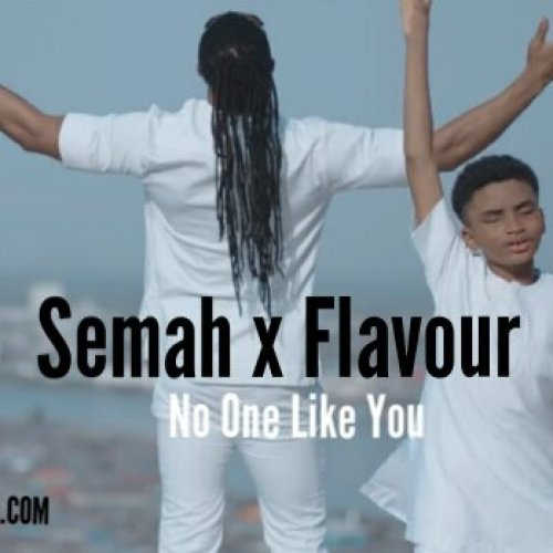No One Like You (Ft Flavour)