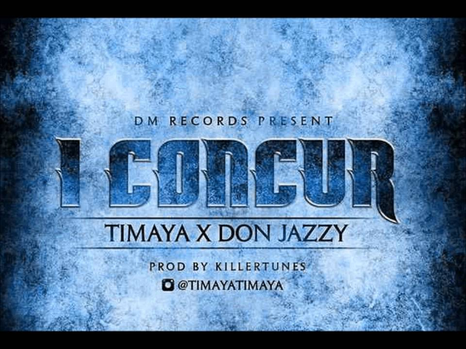 I Concur (Ft Don jazzy)