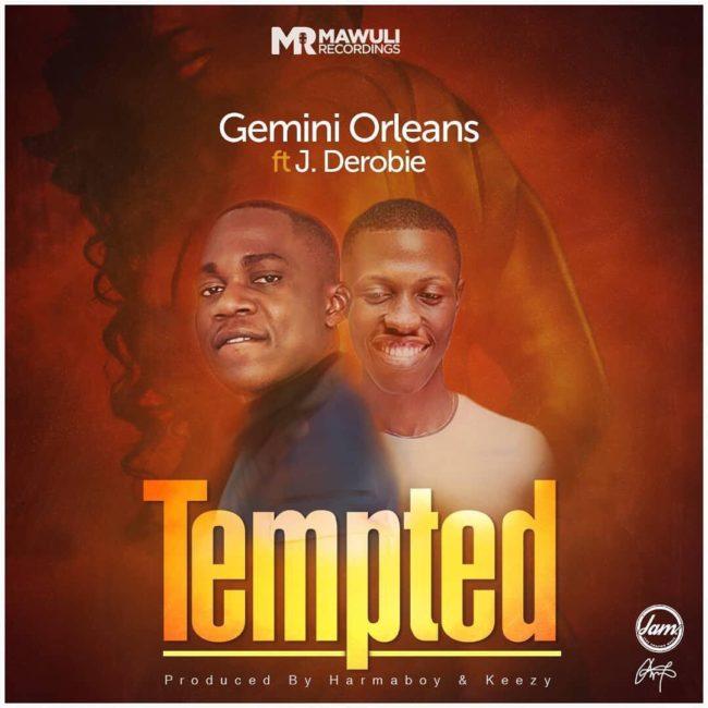 Tempted (Ft J. Derobie)