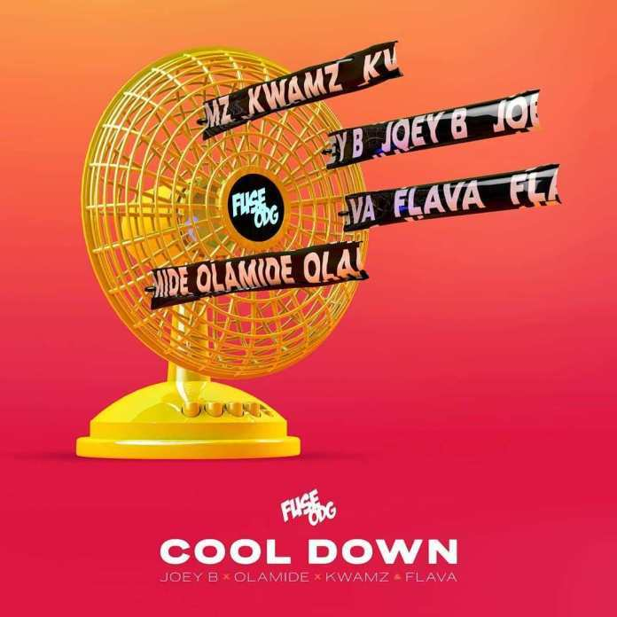Cool Down (Ft Olamide, Kwamz & Flava)