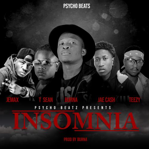 Insomia (Ft T Sean, Jemax, Jae cash)