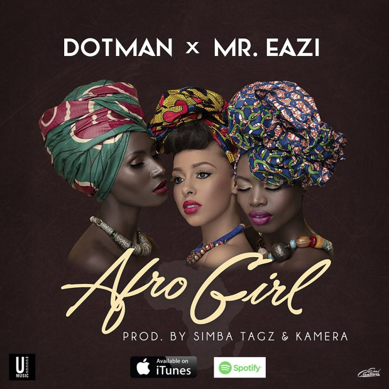 Afro Girl (Ft Mr Eazi)