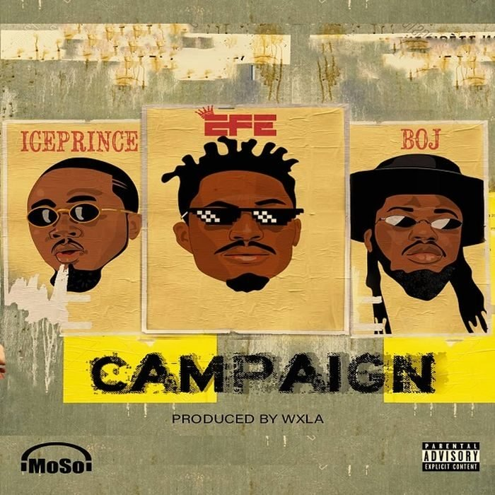 Campaign (Ft Ice Prince)