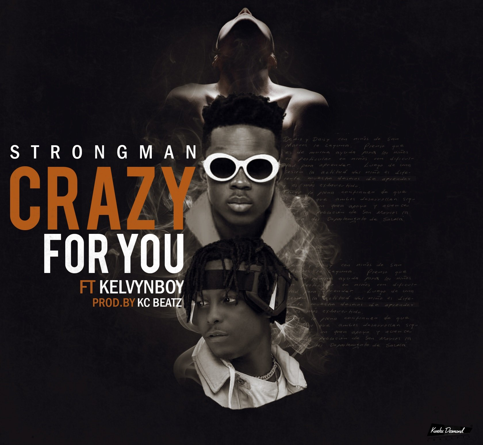 Crazy For You (Ft Kelvyn Boy)