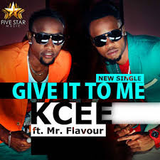 Give it 2 Me (Ft Flavour)