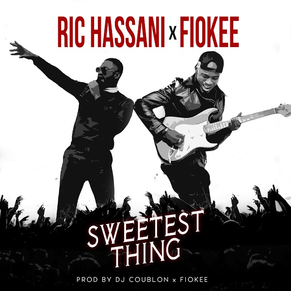 Sweetest thing (Ft Fiokee)
