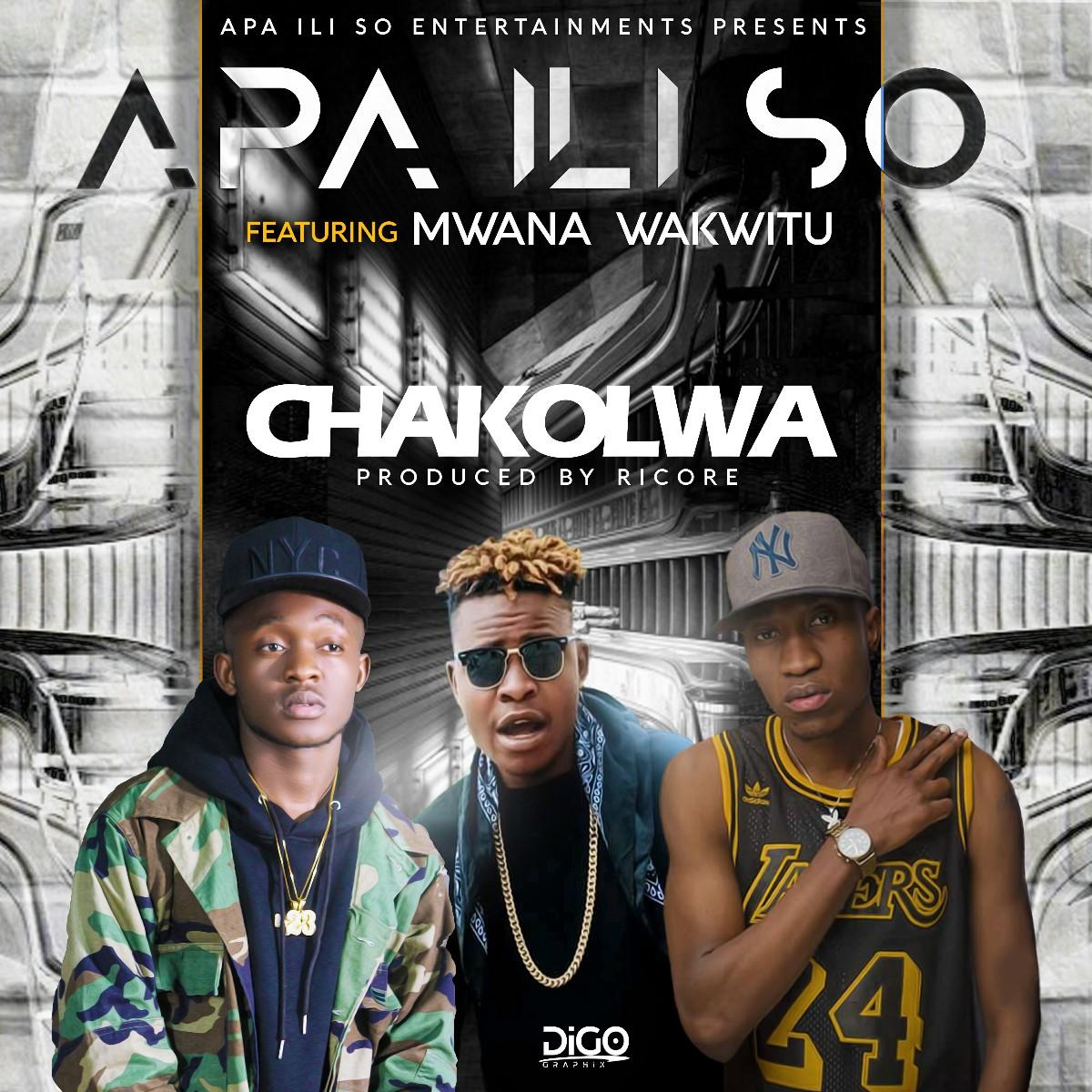 Chakolwa (Ft Mwanawakwitu)