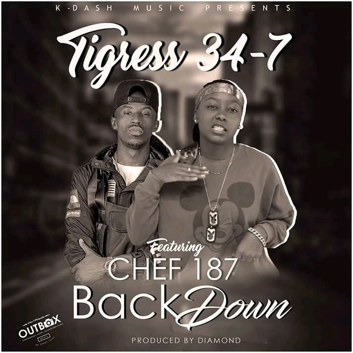 Back Down (Ft Chef 187)