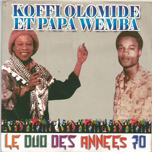 Ebale Mbonge (Ft Papa Wemba)