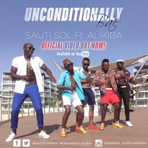 Unconditionally Bae (Ft Ali Kiba)