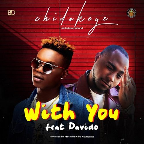 With You (Ft Davido)