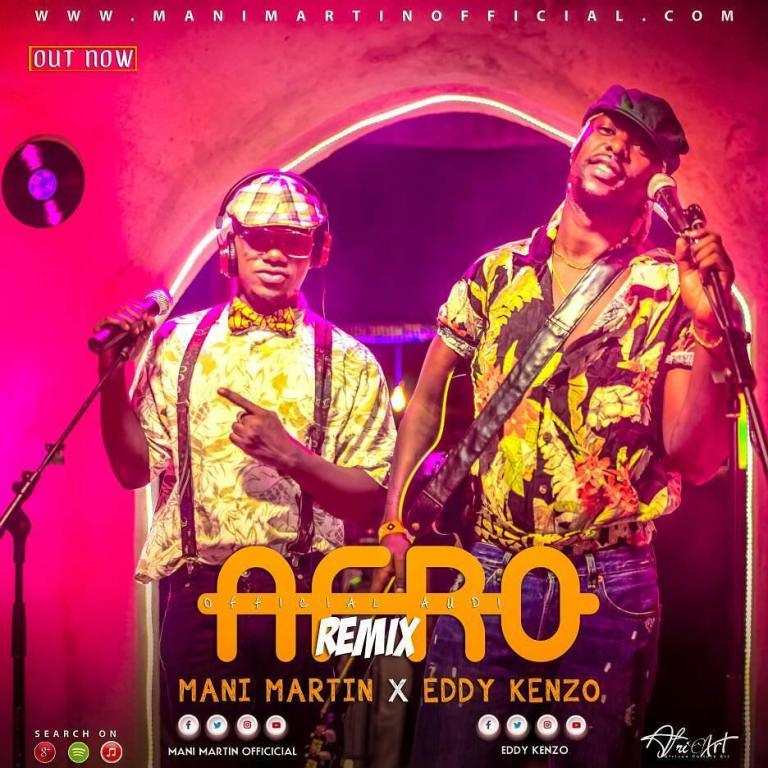 Afro Remix (Ft Mani Martin)