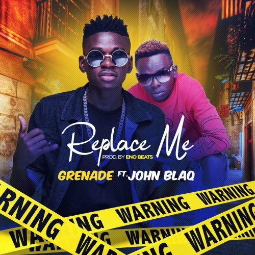Replace Me (Ft John Blaq, Sheebah Karungi)