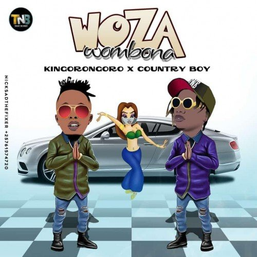 Woza Wombona (Ft Country Boy)
