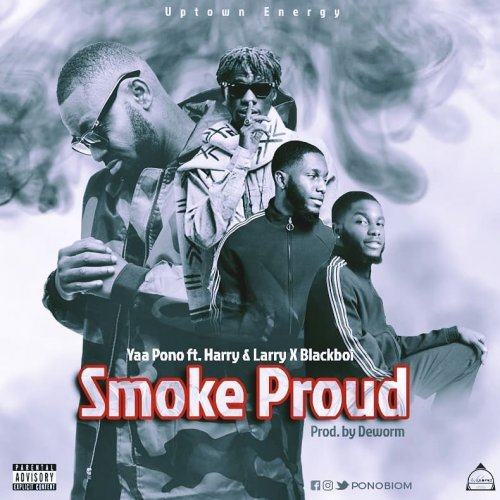 Smoke Proud (Ft Harry, Larry, Blackboi)