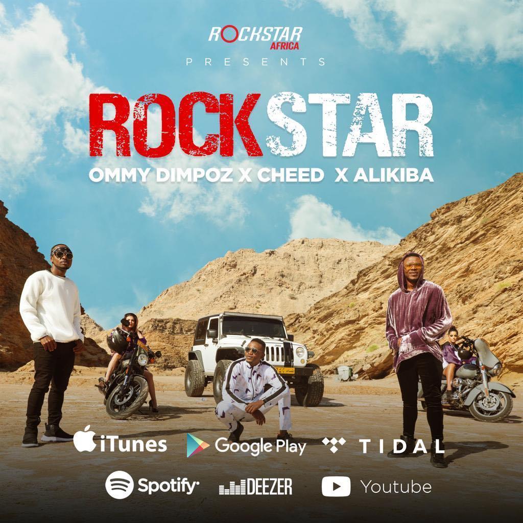 Rockstar (Ft Ali Kiba, Cheed)