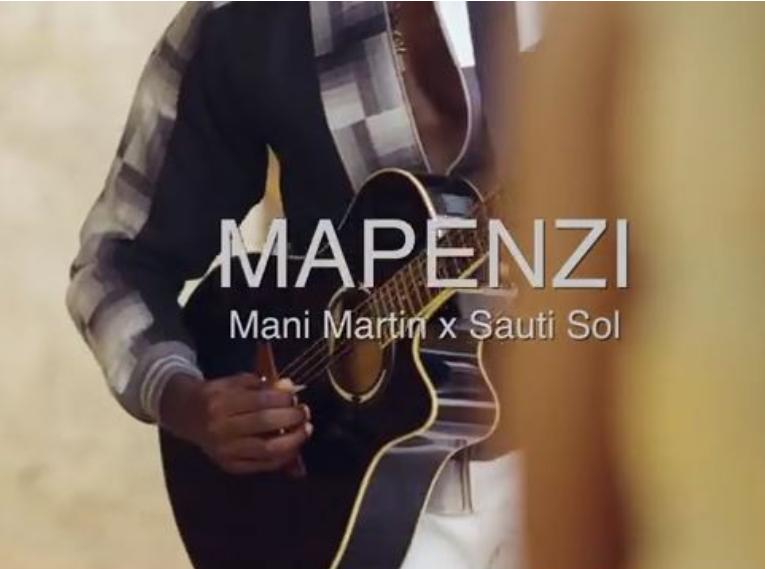 Mapenzi (Ft Sauti Sol)