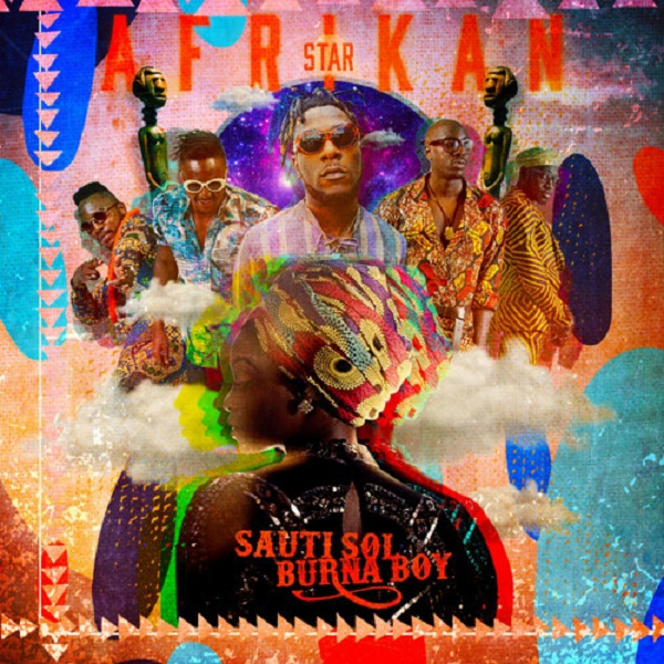 Afrikan Star (Ft Burna Boy)