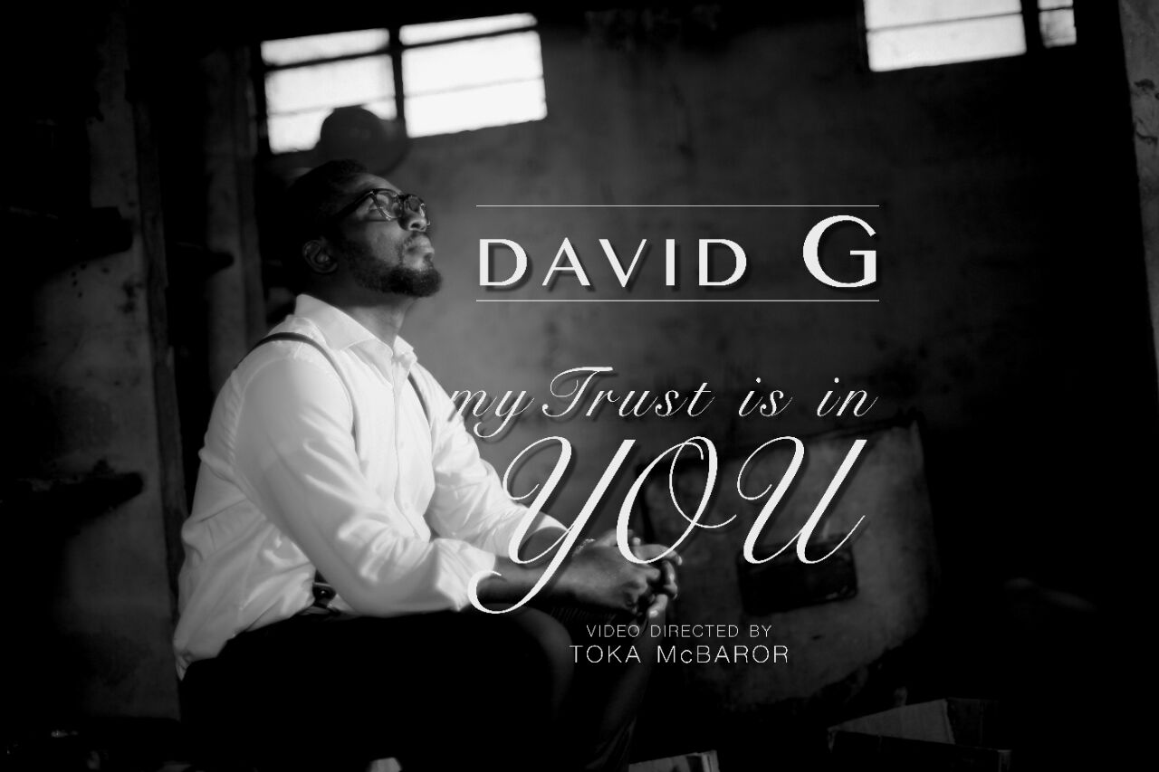 My Trust Is In You