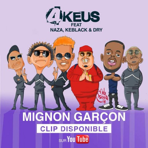 Mignon Garçon (Ft Naza, Keblack, Dry)