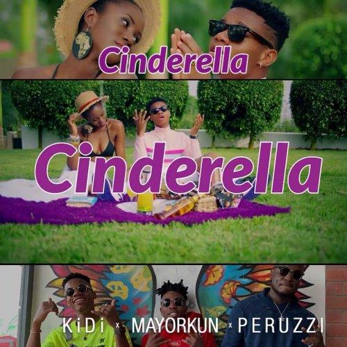Cinderella (Ft Peruzzi, Mayorkun)