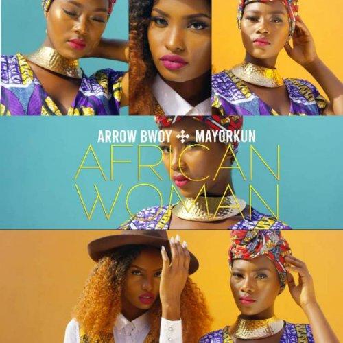 African Woman (Ft Mayorkun)