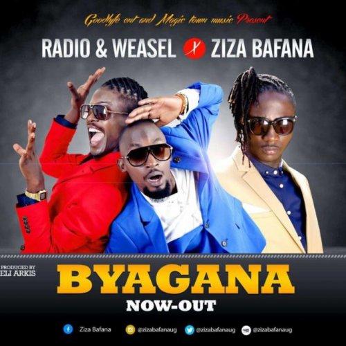 Byagana (Ft Ziza Bafana)