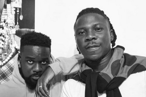 Strength Of A Woman (Ft Stonebwoy)