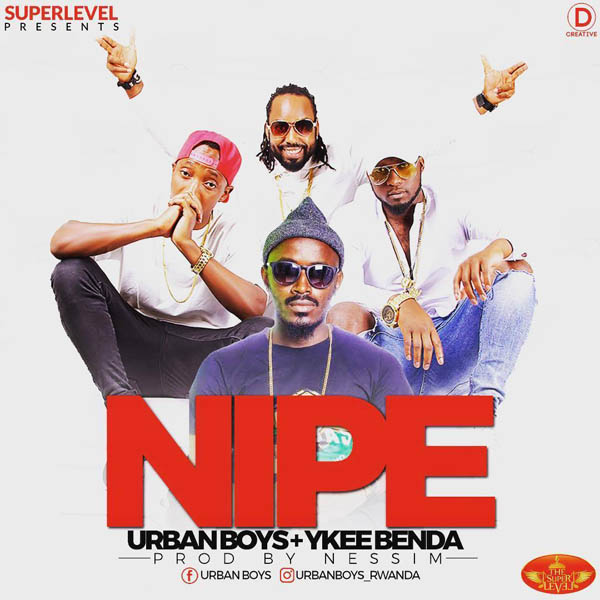 Nipe (Ft Urban Boyz)