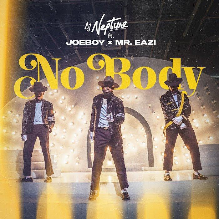 Nobody (Ft Joeboy, Mr Eazi)