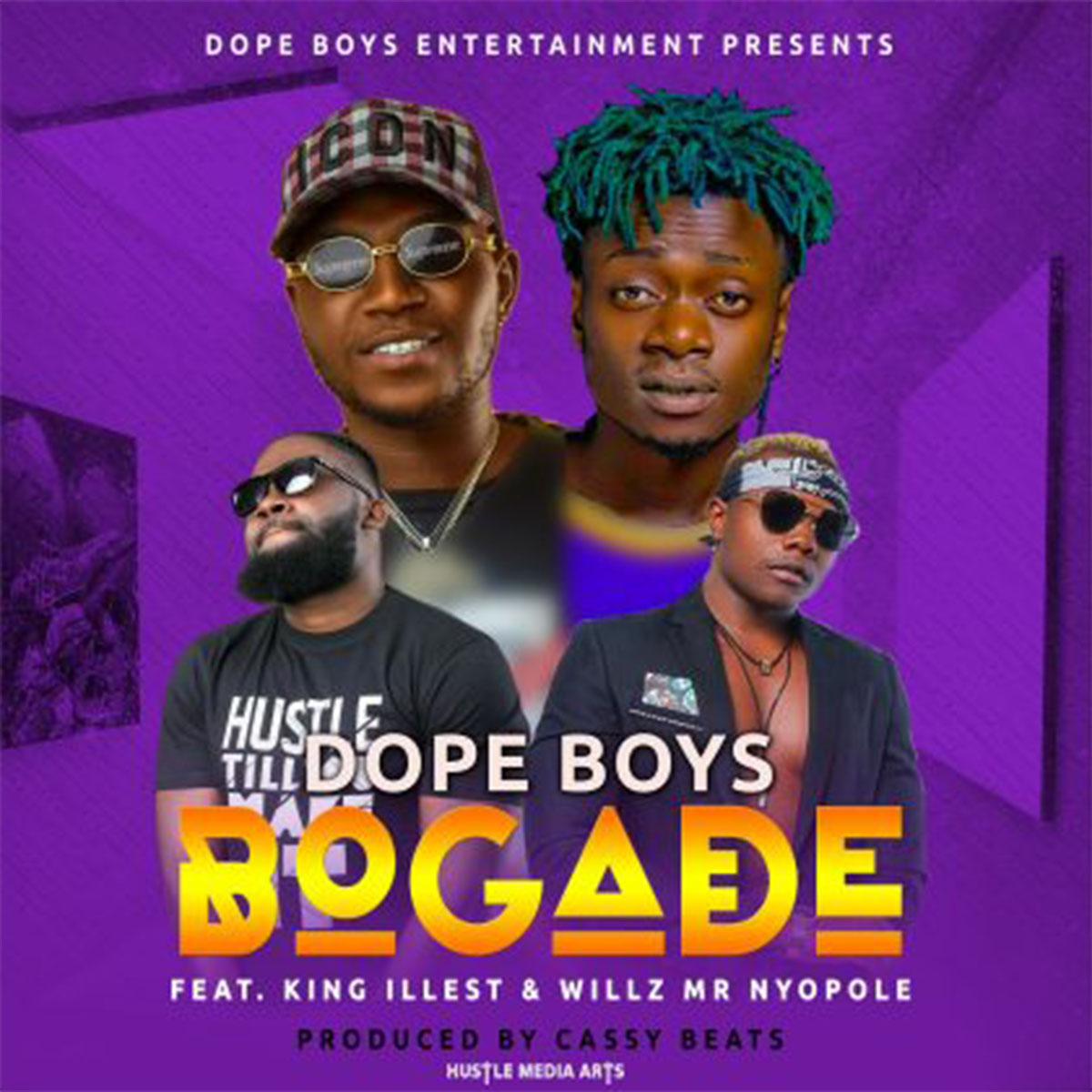 bogade (Ft Willz Mr Nyopole, King Illest)