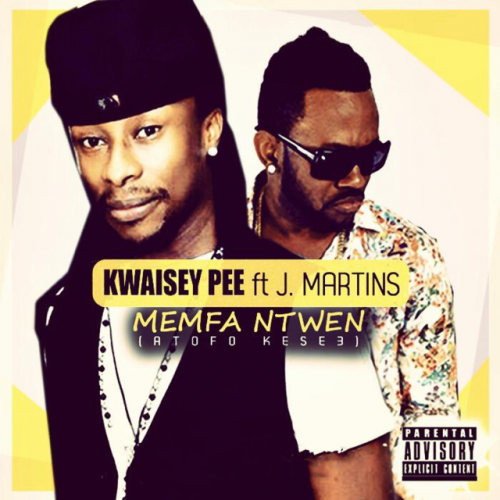 Memfa Ntwen (Ft J Martins)