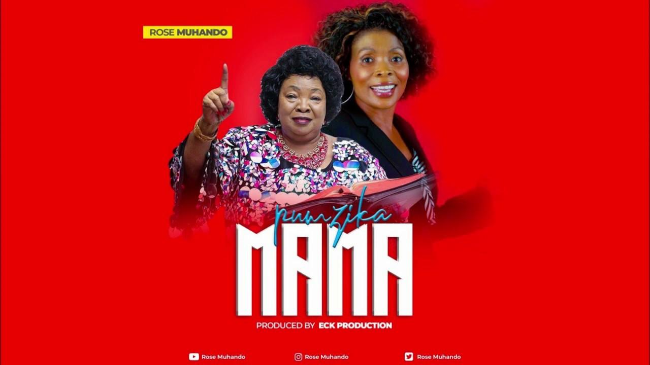 Pumzika Mama (RIP Mama Rwakatare)