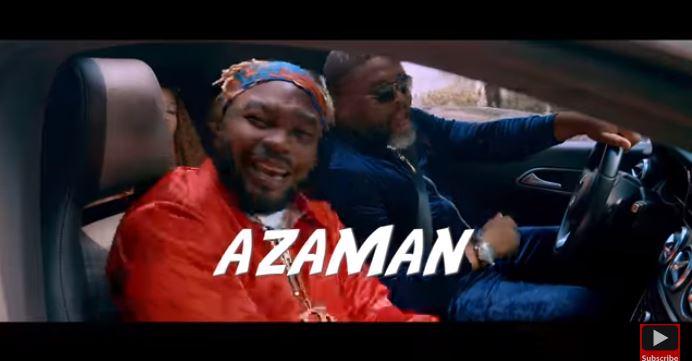 AZAMAN (Ft 2Baba, Peruzzi, Larry Gaaga, DJ Neptune)