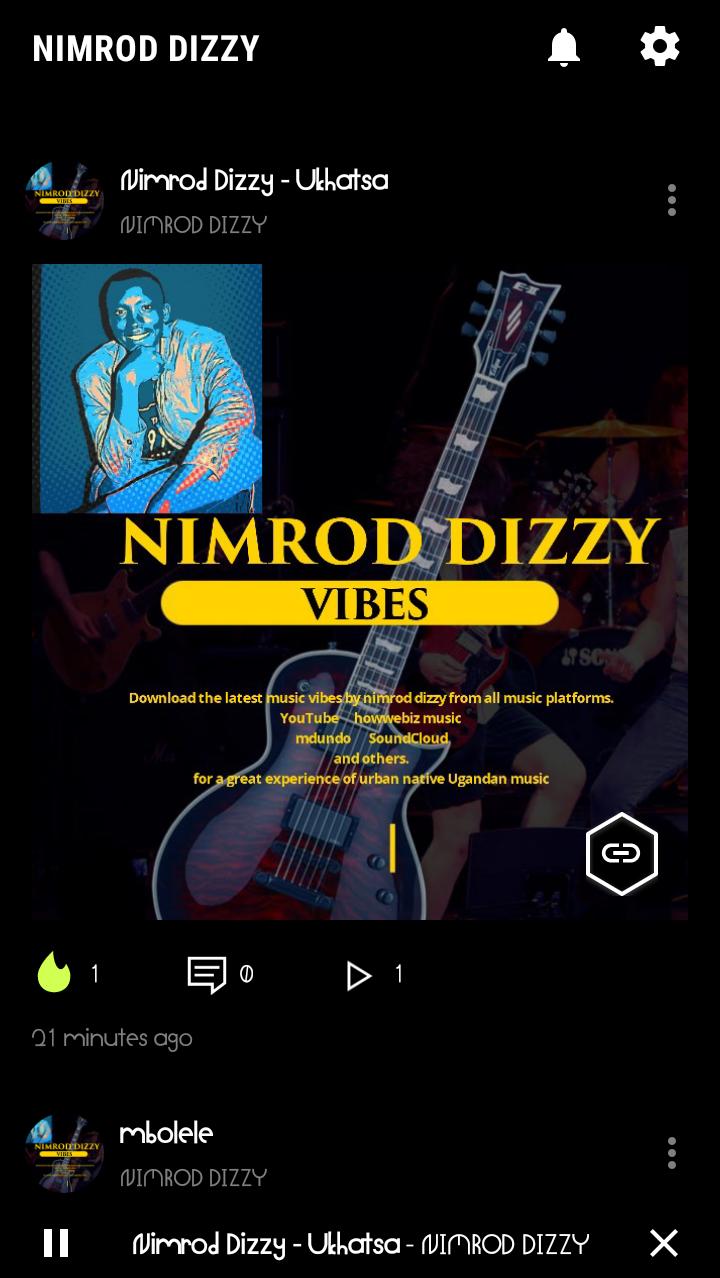 Nimrod Dizzy