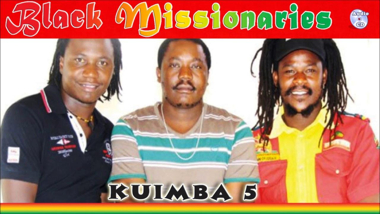 Black Missionaries