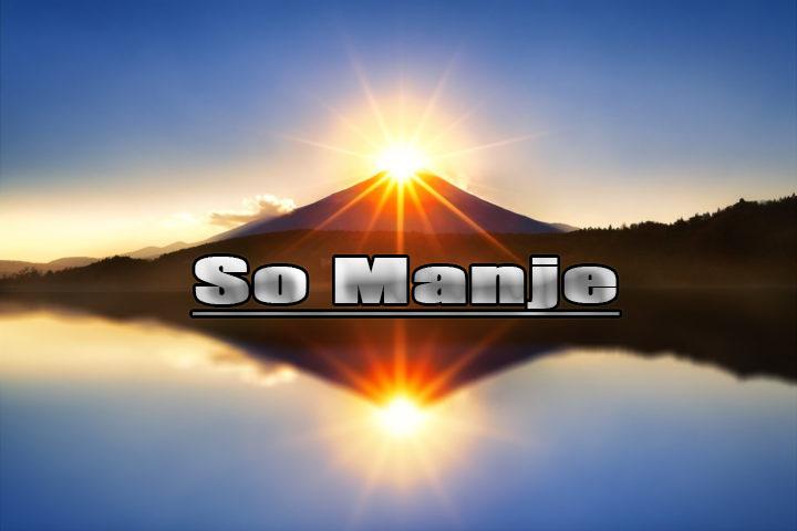 So Manje (Manja Manja)