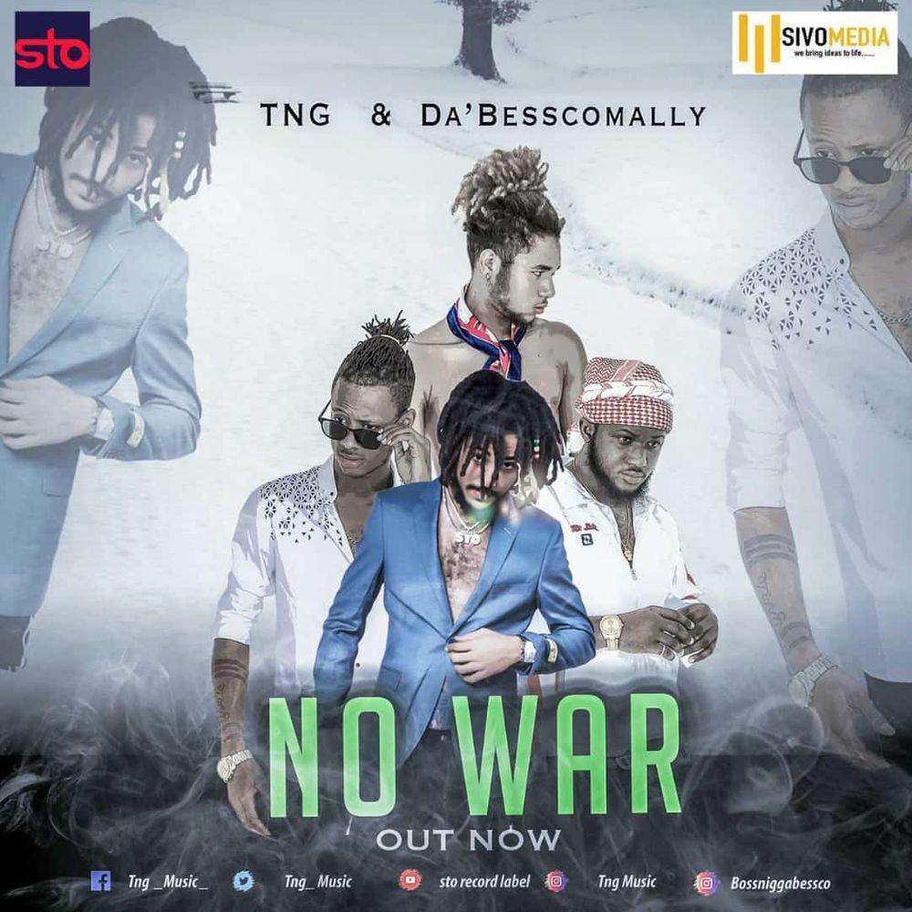 No War (Ft Da Besscomally)