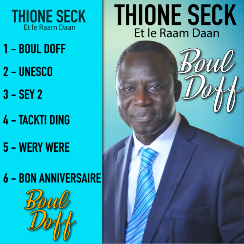 Boul Doff by Thione Seck