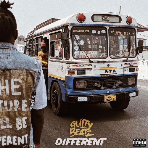 Different by GuiltyBeatz