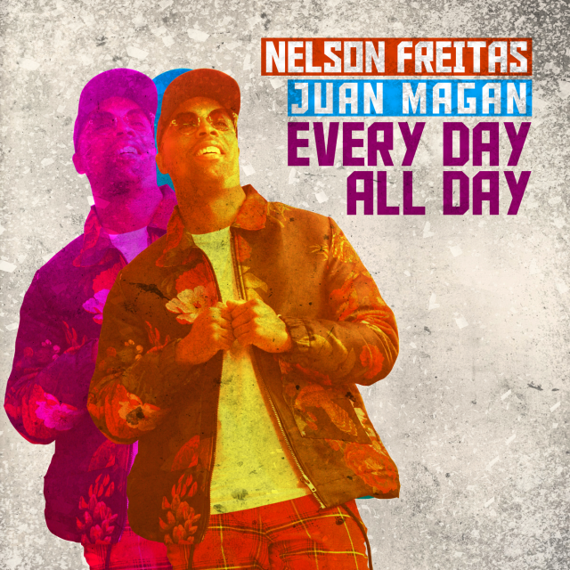 Every Day All Day (Ft Juan Magan)