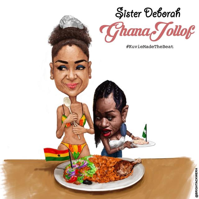 Ghana Jollof
