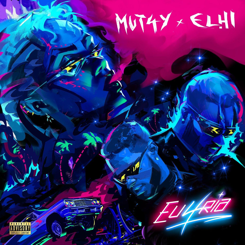 Eu4ria EP by Mut4y   Album