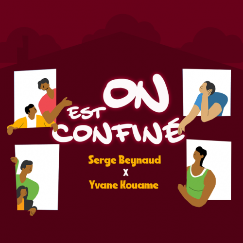 On est confiné (Ft Yvane Kouame)