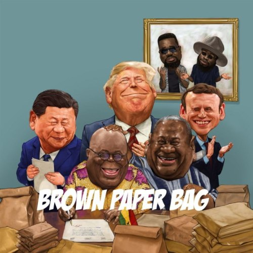 Brown Paper Bag (Ft M.anifest)