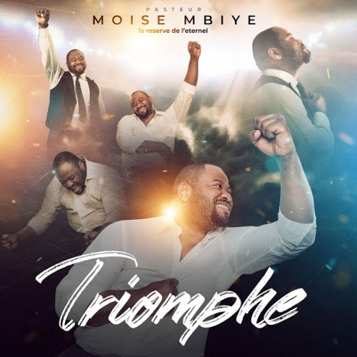 Triomphe (La reserve de l'eternel) by Moise Mbiye