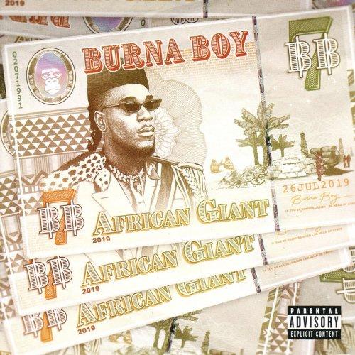 African Giant by Burna Boy