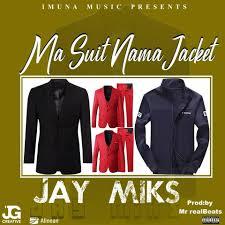 Ma Suit Nama  Jacket