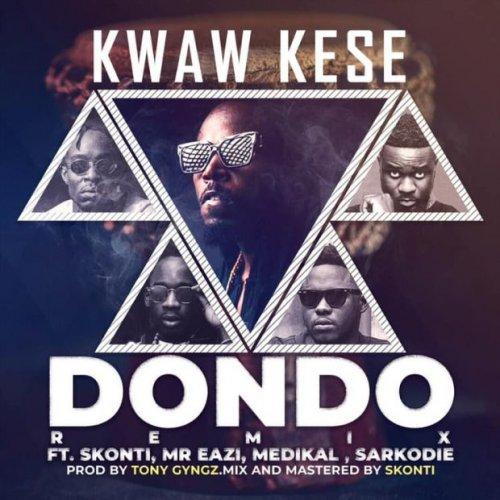 Dondo Remix (Ft Sarkodie, Mr Eazi, Medikal & Skonti)